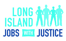Long Island Jobs with Justice logo