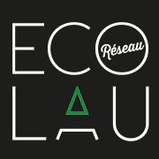Réseau Éco-Lau logo