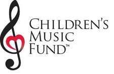 Children's Music Fund logo