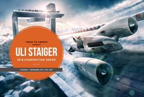 Uli Staiger 3d and Compositing Series : Cinema 4D...