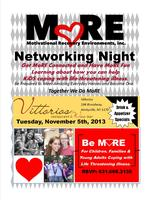 Have MoRE Fun Networking Night