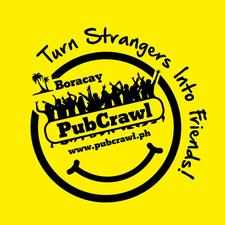 Boracay PubCrawl logo