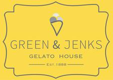 Green & Jenks logo