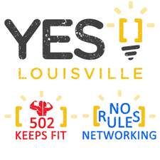 Yes Louisville Events logo
