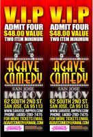 Agave Comedy at The Improv