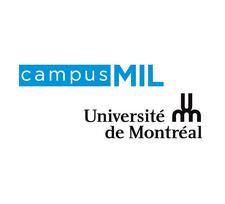 Université de Montréal - Campus MIL logo