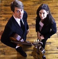 Duo Transatlantique Concert in Asheville, NC