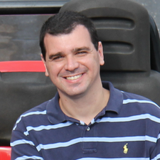 Marcos Garrido, CST/CEC logo