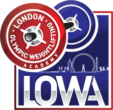 London Olympic Weightlifting Academy (Mike Causer) logo