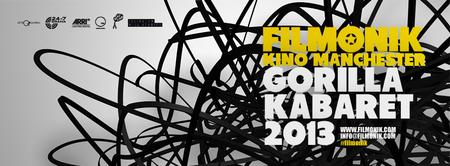 Filmonik: Kino Manchester Gorilla Kabaret Screening