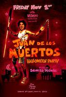 JUAN DE LOS MUERTOS (Halloween Party)