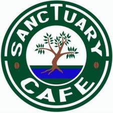 Sanctuary Cafe (Sue Eadon) logo