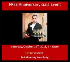 EventStagers Anniversary Gala!