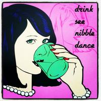 the Salon: drink. see. nibble. dance.
