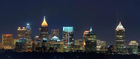Private nighttime tour of Atlanta