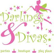 Darlings & Divas logo