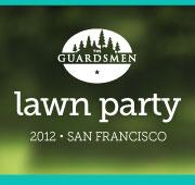 Guardsmen Lawn Party at Marina Green