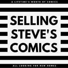 Steve's Comic Collection logo