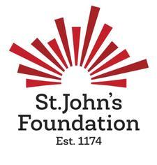St John's Foundation Est. 1174 logo
