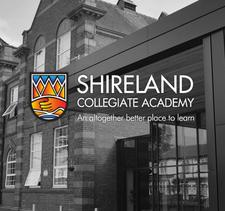 Shireland Collegiate Academy logo