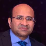 Professor Zaheer Babar logo