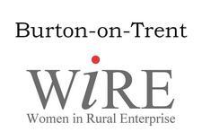 WiRE Burton on Trent logo