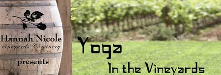 Yoga in the Vineyards