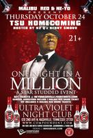 NE-YO PRESENTS TSU HOMECOMING PARTY 1 NIGHT IN A...
