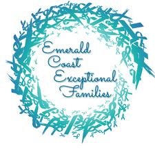 Emerald Coast Exceptional Families logo