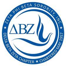 Zeta Phi Beta Sorority Inc., Delta Beta Zeta Chapter logo