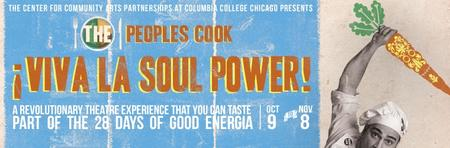 ¡Viva la Soul Power! Pop-Up Cocina