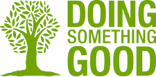 Doing Something Good logo