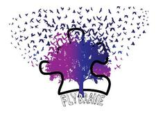 The Fly Brave Foundation logo