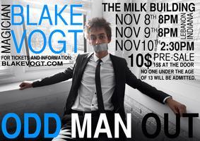 Blake Vogt: Odd Man Out