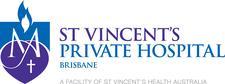 St Vincent's Private Hospital Brisbane logo
