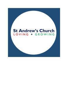 St Andrew's Church, Starbeck logo