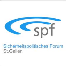 Sicherheitspolitisches Forum (SPF) logo