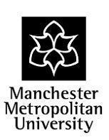 Centre for Enterprise, Manchester Metropolitan University logo