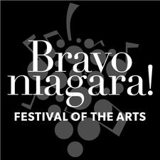 Bravo Niagara! Festival of the Arts logo