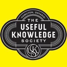The Useful Knowledge Society of Hamilton  logo