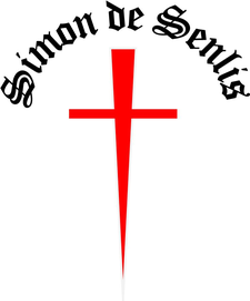 Simon de Senlis Primary School - Training logo