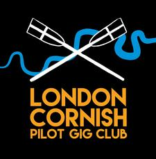 London Cornish Pilot Gig Club logo