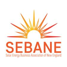 Solar Energy Business Association of New England logo