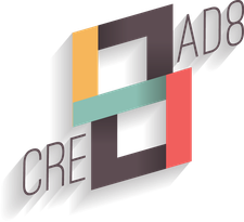 CRE8AD8 (Create A Date) Event & Travel Management logo