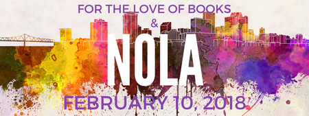 For the Love of Books & NOLA