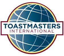 Professionally Speaking Toastmasters logo
