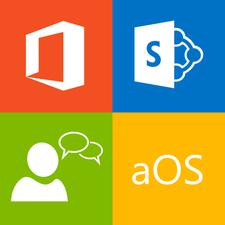 aOS Community logo