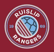 Ruislip Rangers Youth Football Club logo