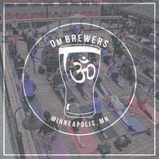 Om Brewers logo