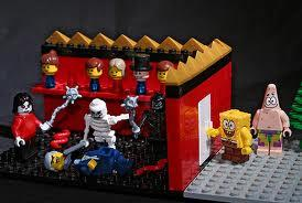 LEGO Haunted House Building Contest